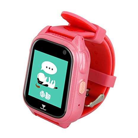 WooyMo GPS Kids Smartwatch, Ip68 natación Smart Watch ...
