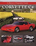 Collectors Originality Guide Corvette C4 1984-1996 (Original Guide)