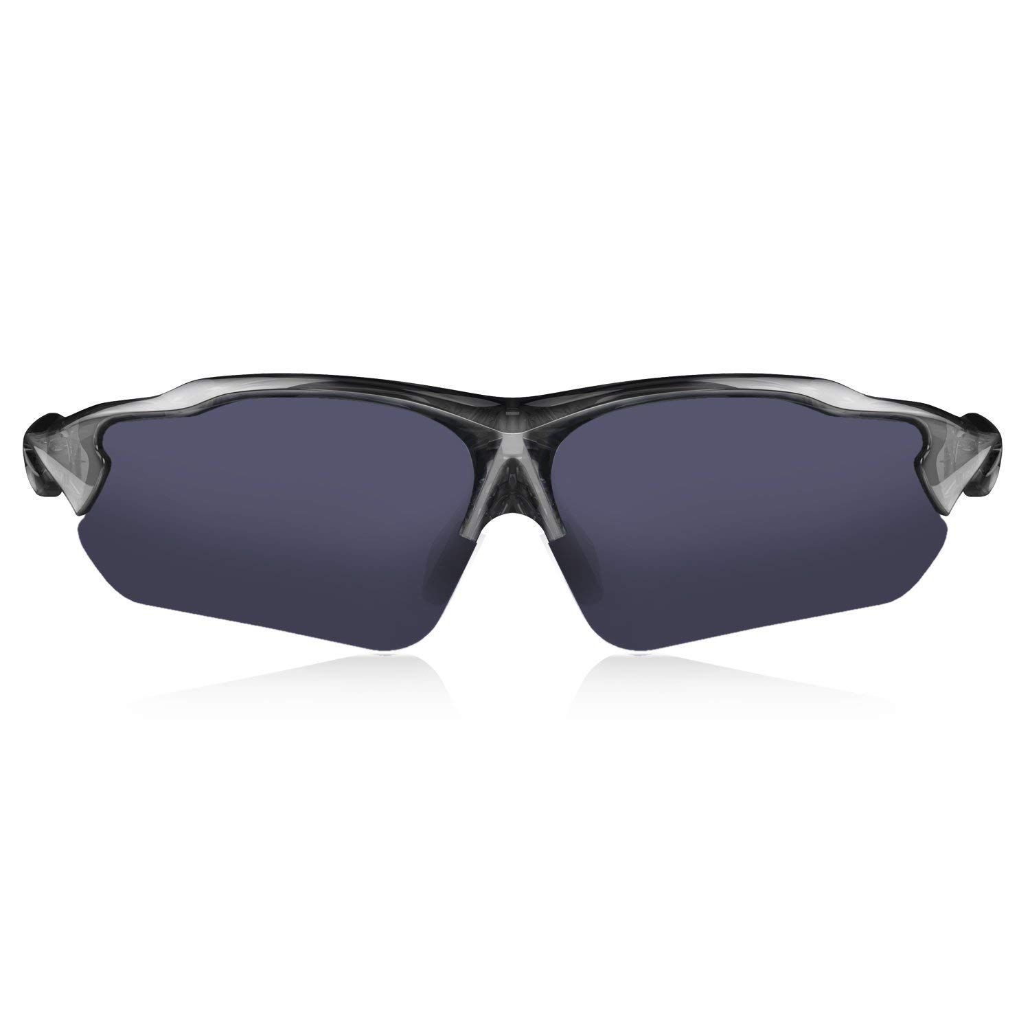 Hulislem Blade Sport Polarized Sunglasses | Best Depth Perception