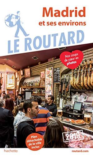 Amazon.com: Guide du Routard Madrid et ses environs 2019 ...