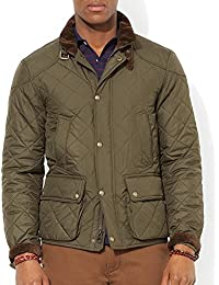 Mens Quilted Insulated Winter Jacket. Polo Ralph Lauren