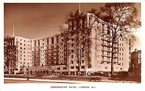 dorchester hotel - 7