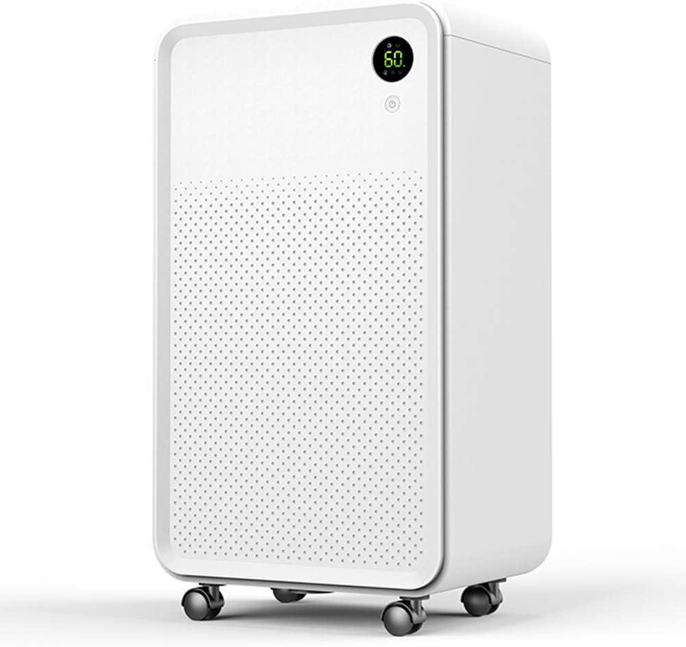 Hysure Quiet and Portable Dehumidifier Electric, Deshumidificador, Home Dehumidifier for Bathroom, Crawl Space, Bedroom, RV, Baby Room 1000ML