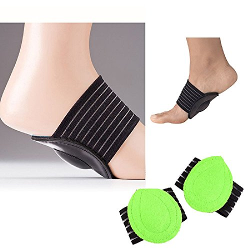 Cushioned Plantar Fasciitis Foot Arch Supports by Extreme Fit (Image #3)