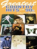Greatest Country Hits 90s Easy Guitar, Alfred Publishing Staff, 0769298931