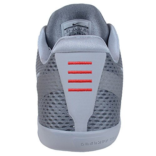 Nike Grey loup Cool Kobe De Gris quipe Xi Chaussures Basketball Hommes Rouge pqrHpx