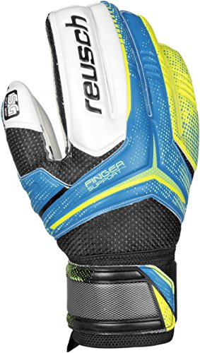 Reusch Soccer Receptor SG Finger Support Goalkeeper Gloves