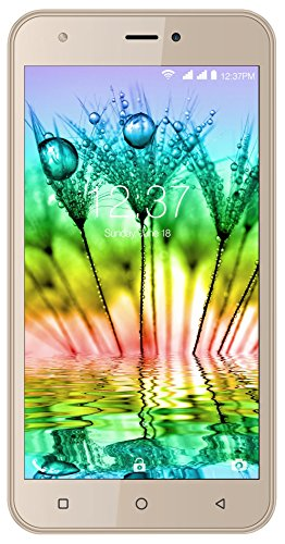 Intex Note 5.5 (Champagne Gold, 2GB RAM)