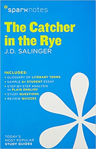 image for The Catcher in the Rye SparkNotes Literature Guide (SparkNotes Literature Guide Series)