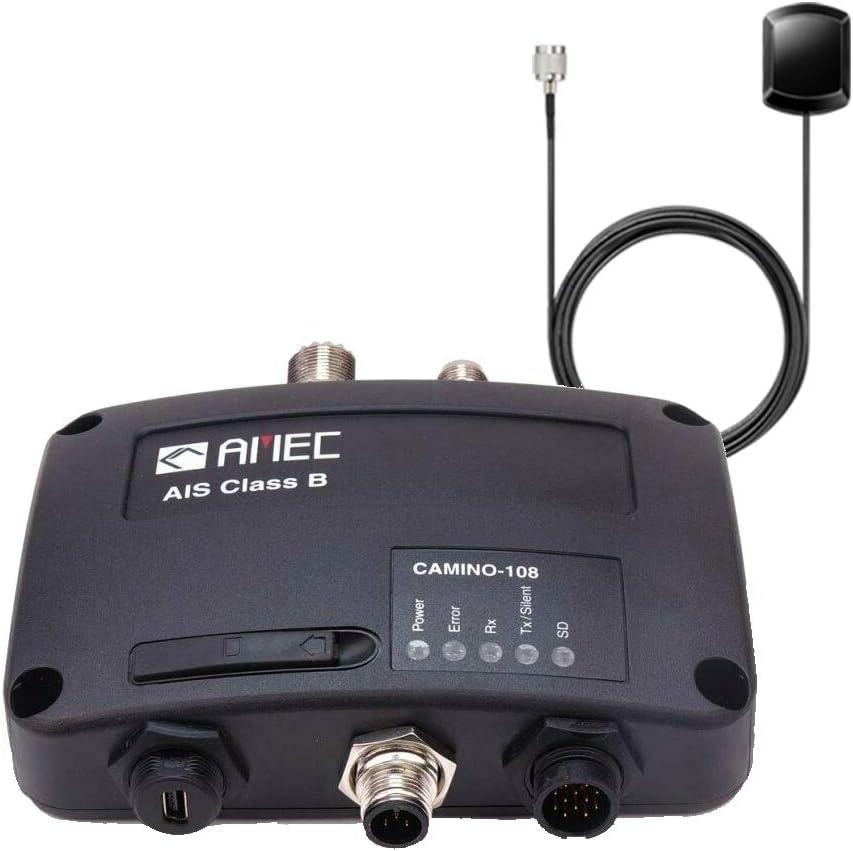 AMEC CAMINO-108 Marine AIS-Localizador de Tráfico Marítimo ...