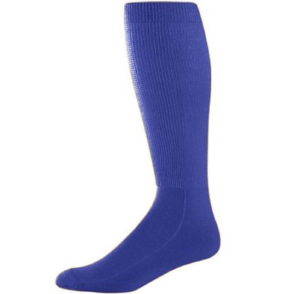 Purple Intermediate Wicking Athletic Socks
