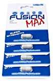 Whitefusion Testosterone Booster and Male Supplement to Improve Size and Stamina -700 mg (4 packs)