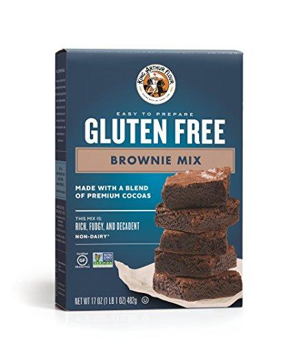 King Arthur Brownie Mix Gluten Free 17 oz