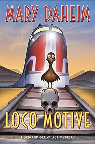 book cover of Loco Motive