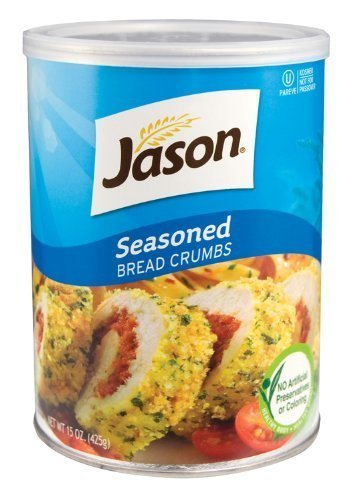 Jason Bread Crumbs Flavored, 15 Ounce by Jason