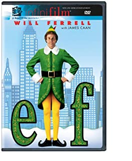Book Cover: Elf