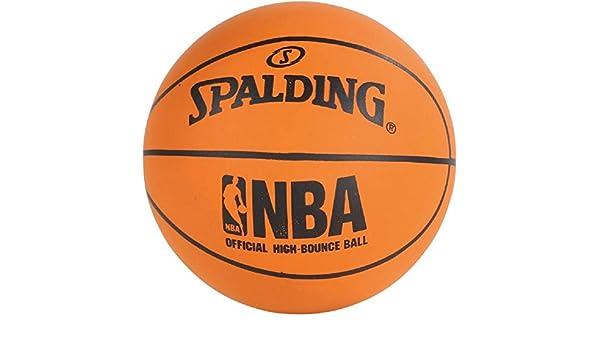 Spalding Spaldeens High Bounce - Balón de baloncesto (tamaño ...