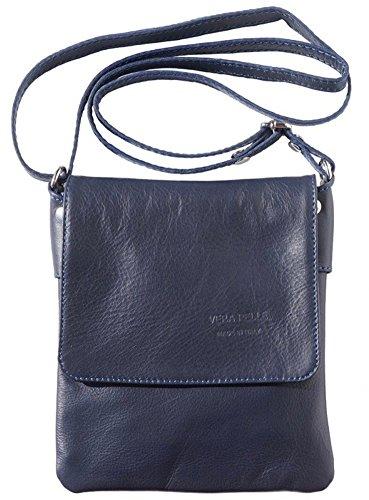 LaGaksta Ashley Very Small Crossbody Bag Dark Navy - Bag Shoulder Epi Leather