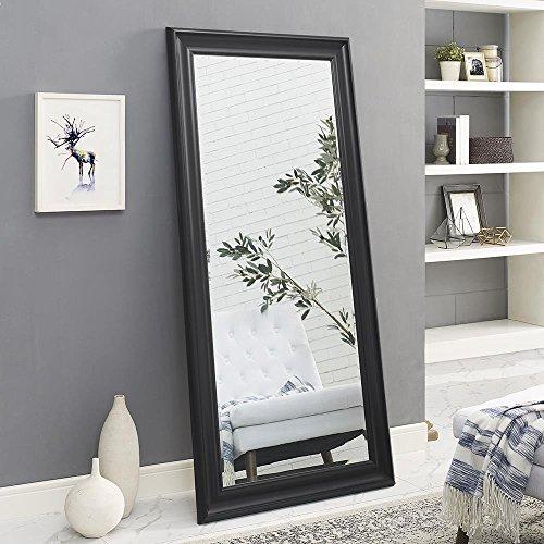 Naomi Home Framed Mirror Black/65