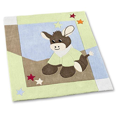 Kinderteppich sterntaler  Sterntaler 96274 Der Teppich mit Motiv Esel Emmi: Amazon.de: Baby