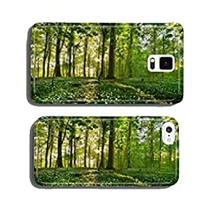 forest anemones cell phone cover case Samsung S6