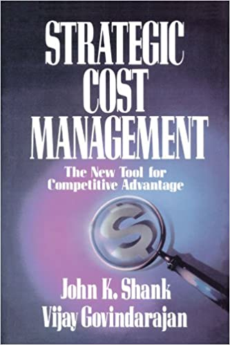 Strategic Cost Management: The New Tool For Competitive Advantage PDF Descargar Gratis
