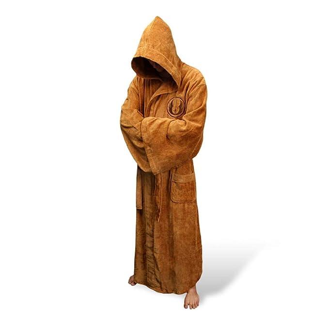TOPFAY Albornoces 1pc Star Wars Jedi se Visten Traje de Lana ...