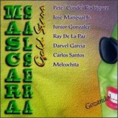 mascara-salsera-gold-stars
