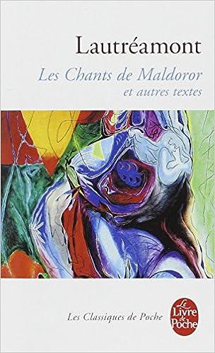 Amazon.fr - Les Chants de Maldoror et autres textes - comte de Lautréamont,  isidore Ducasse - Livres e10ea71ae26c