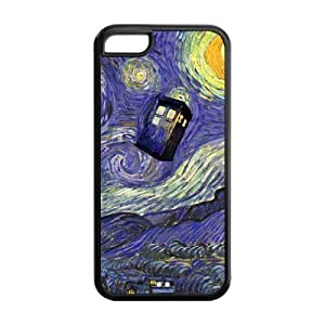 CSKFUProtective iphone 6 4.7 inch iphone 6 4.7 inch Case,Custom Police Call Box Tardis Snap On TPU Back Cover Case For iphone 6 4.7 inch iphone 6 4.7 inch