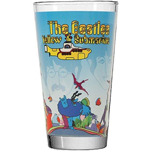 Beatles - Pint Glass