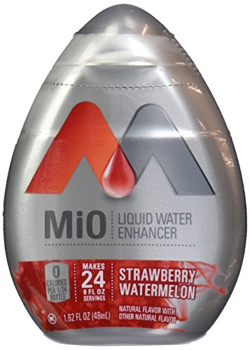mio water enhancer strawberry watermelon buyer's guide for 2019
