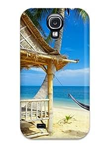 Tough Galaxy OcypAHN4815qbjSu Case Cover/ Case For Galaxy S4(beach Photos)