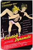 Lipstick & Dynamite, Piss & Vinegar: The First Ladies of Wrestling Poster Movie 11x17 Penny Banner