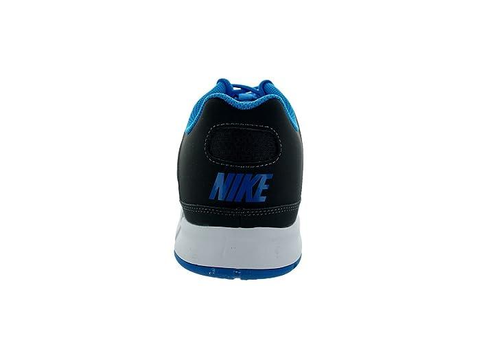 reputable site 3c702 1fbb4 Amazon.com   NIKE Flex Show TR Grey Blue Mens Athletic Trainer   Fashion  Sneakers