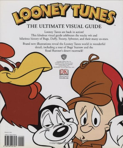 Looney Tunes: The Ultimate Visual Guide