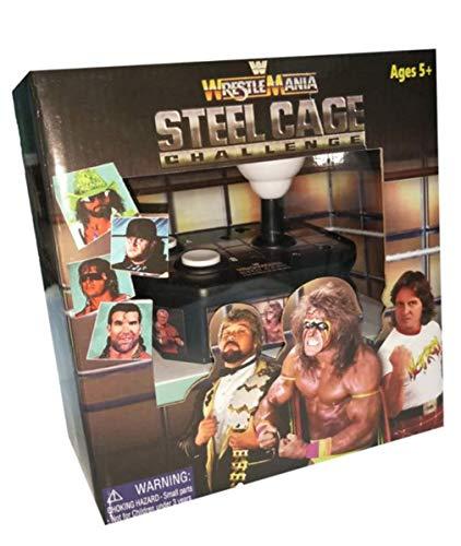 WrestleMania Steel Cage Challenge Plug n Play Video Game ()