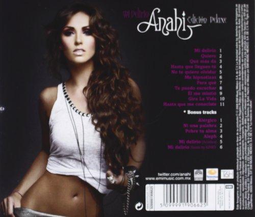 EDITION DELUXE CD MI DELIRIO BAIXAR ANAHI