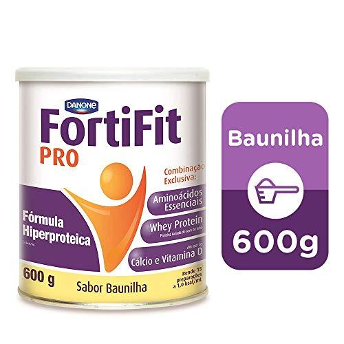 Fortifit Baunilha Danone Nutricia 600g