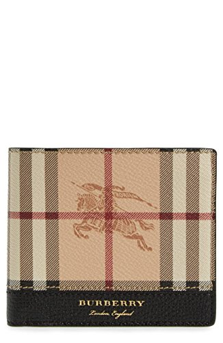 Burberry Haymarket Check Men's Wallet