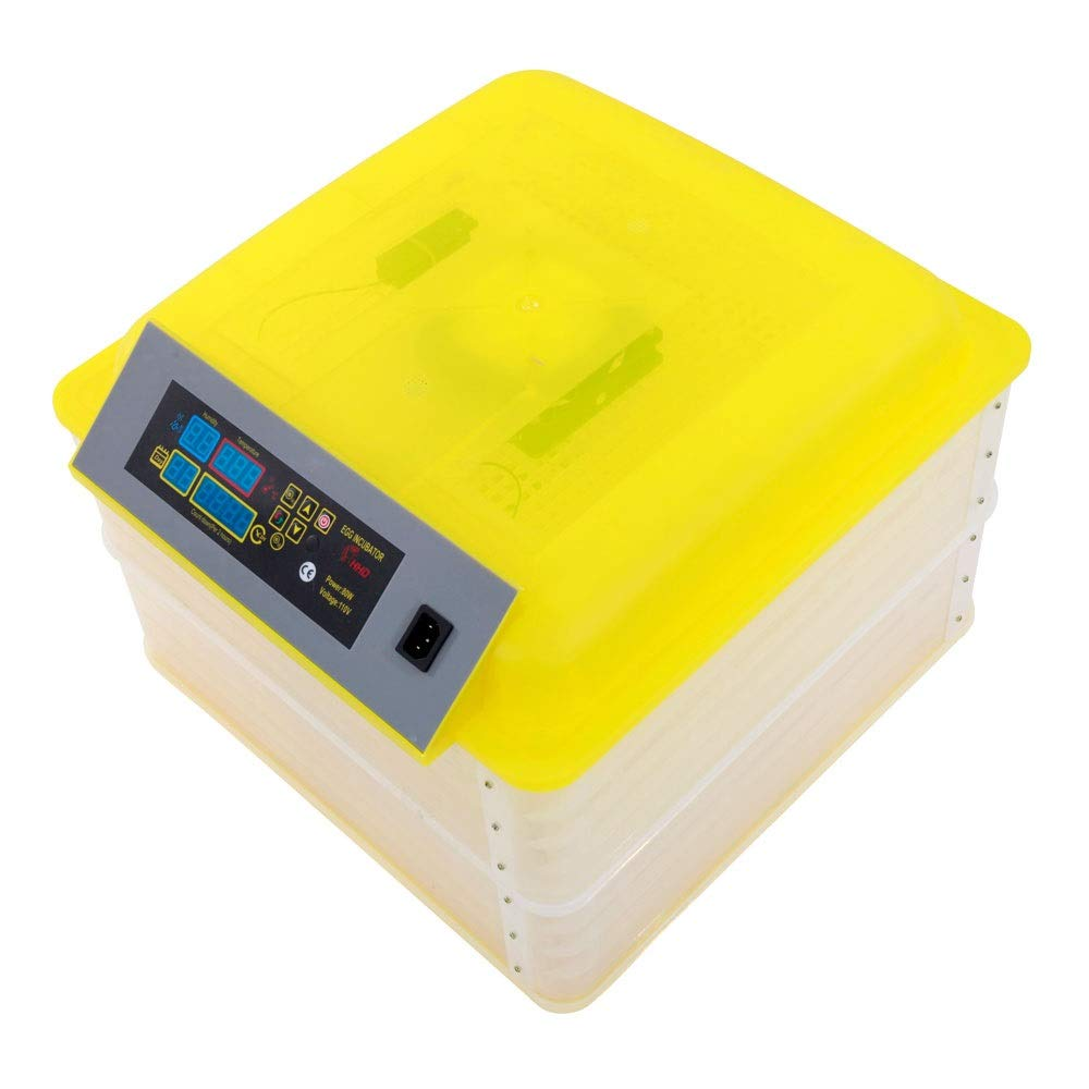Youtree 96 Eggs Poultry Hatcher Fully Automatic Egg Incubator Brooder Hatcher by Youtree
