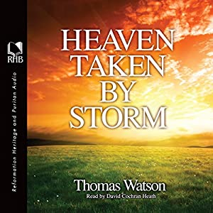 Heaven Taken by Storm Audiobook