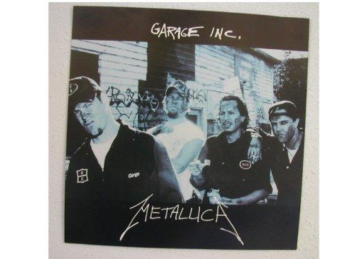 Metallica Poster Band Shot Garbage Inc