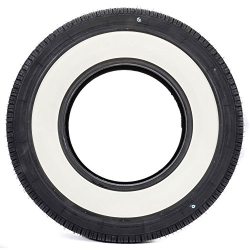 Radial Tire Automotive Classic Age Classic Nostalgia Whitewall Original Car Vehicle High Performance Driving Parts - House Deals by House Deals (Image #1)