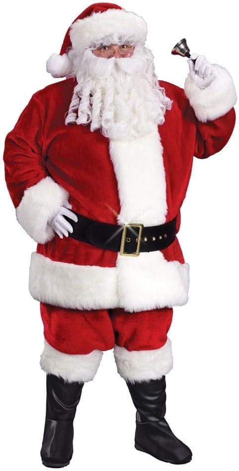 Babbo Natale Horror.Horror Shop Costume Da Babbo Natale Deluxe Amazon It Giochi E Giocattoli
