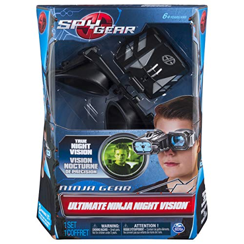Spy Gear Ult Ninja Night Vision
