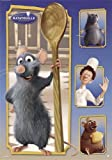 "Ratatouille - Pixar / Disney Movie Poster (Collage - Remy, Linguini, Django) (Size: 27"" x 39"") (By POSTER STOP ONLINE)"