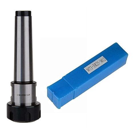 EU/_HOZLY Spannzangenhalter MT3 ER11//ER16//ER20//ER25//ER32 Morsefr/äser Werkzeughalter