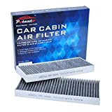 POTAUTO MAP 2004C Heavy Activated Carbon Car Cabin Air Filter Replacement compatible with NISSAN, Frontier, NV1500, NV2500, NV3500, Pathfinder, Xterra, SUZUKI, Equator (Upgraded with Active Carbon)