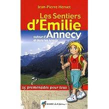 EMILIE AUTOUR D'ANNECY